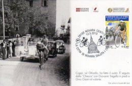 NOVARA - Giro D'Italia 2010 - La Città Di Novara Saluta I Ciclisti - - Cycling