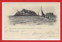 29 - ILE DE LOUET --  Et Le Chateau Du Taureau - N° 50 - France