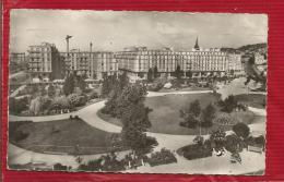 LE HAVRE - Dépt 76 - Les Nouveaux Immeubles Et Le Square -  CPSM -1956 - Le Havre