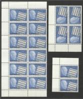 1980 San Marino Saint Marin ROBERT STOLZ 18 Serie: Bl.x12+4+2 MNH** - Musica