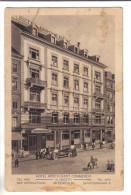 Zurigo , Hotel Restaurant Commercio,  G.Nocetti - F.p. - Anni ´1900 - ZH Zurich