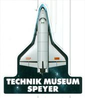 BRD Technik Museum Speyer Buran Sowjetisches Spaceshuttle - Souvenirs
