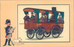L´Obeissante 1873 Prent Kuifje Zien En Weten - Tintin