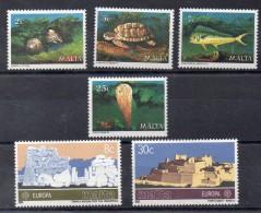 MALTE   Timbres Neufs**  De  1979 Et 1983   ( Ref 2548 ) - Malta