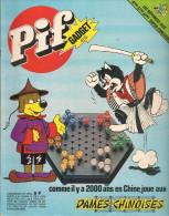 Pif Gadget N° 455 De Déc 1977 - Avec Supermatou, La Jungle En Folie, Léo, Loup Noir, Amicalement Vôtre. Revue En BE - Pif & Hercule