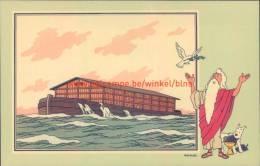 De Ark Van Noach Prent Kuifje Zien En Weten - Tintin