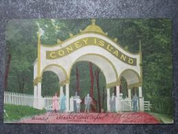 ENTRANCE CONEY ISLAND - Cincinnati