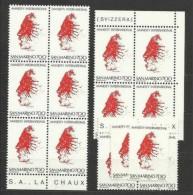 1982 San Marino Saint Marin AMNESTY INTERNATIONAL 14 Serie MNH** - Organizations