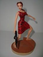 FIGURINE / STATUE - TOMB RAIDER - Lara Croft - La Dague De Xian - Venise - Core Design Ldt. - Video Games