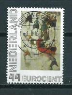 2010 Netherlands Anton Pieck Used/gebruikt/oblitere - 1980-... (Beatrix)