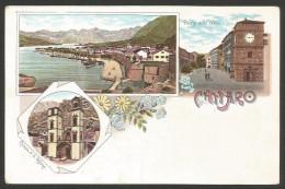 Montenegro-----Kotor (Cattaro)-----old Postcard - Montenegro