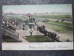 LATONIA RACE TRACK, SOUTH OF CINCINNATI - Cincinnati