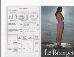 Calendrier De Poche 1968 - Petit Format : 1961-70