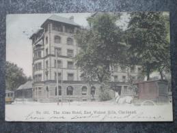 The Alms Hotel, East Walnut Hills - Cincinnati