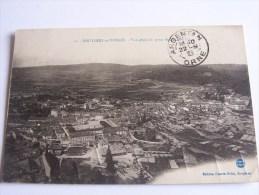 Bruyeres En Vosges - Vue Générale Prise De L'avision - Bruyeres