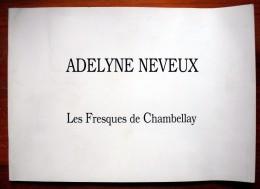 Adelyne Neveux : Les Fresques De Chambellay - Livres, BD, Revues