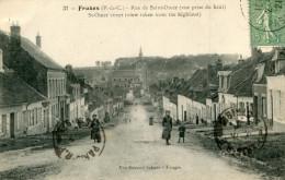 FRUGES(PAS DE CALAIS) - Fruges