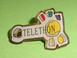 Pin's / Associations : Téléthon     TB1(4a) - Verenigingen