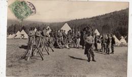 ENVIRONS DE GERARDMER L'ENTREE DU CAMP DE LA CERCENEE - Non Classés