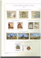 ANNATA COMPLETA NUOVA MNH ** - 1999 SMOM - SOVRANO MILITARE ORDINE DI MALTA - FOGLI MARINI IN OMAGGIO - Stamps