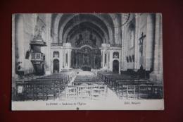 Saint Pons De Thomières - Intérieur De L'Eglise. - Saint-Pons-de-Thomières