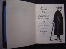 Teodor Tomasz JEZ : Pamietniki Starajacego Sie - Livres, BD, Revues