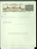 GUATEMALA * UIT 1897 CORREOS NACHIONALES BLANCO POSTCARD   (10.422 - Guatemala