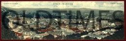 TOMAR - VISTA GERAL DA CIDADE - POSTAL DUPLO - 1905 PC - Santarem