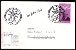 Germany Neuss 1969 SKAT Championships - Giochi