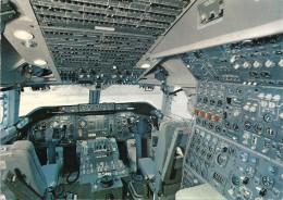 I 299  SWISSAIR  JUMBO JET BOEING 747 B  Poste De Pilotage - 1946-....: Ere Moderne