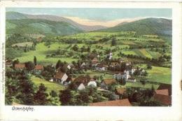 CPA - OTTENHÖFFEN - Vue Du Village (sans Légende) - Edition Wilh.Nuss - Autres