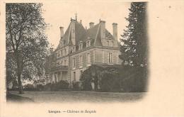 CPA-1910-33-LANGON-CHATEAU De RESPIDE-TBE - Langon