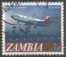 Zambia. 1968 Decimal Currency. 3n Used. SG 131 - Zambia (1965-...)