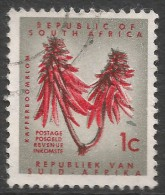 South Africa. 1961-63 Definitives.  1c (Type I) Used. Coat Of Arms W/M SG 199 - South Africa (1961-...)