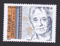 France 2016 - Yv N° 5034 ** - Georges Charpak - France