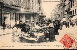 NICE Marché Aux Fleurs - Opéra - Mercadillos