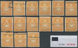 1216 - FRIBOURG Fiskalmarken - Fiscaux