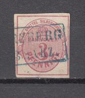 1853   MICHEL  Nº  6 A - Hannover