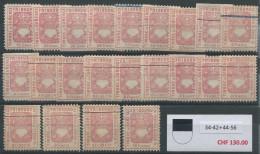 1221 - FRIBOURG Fiskalmarken - Steuermarken