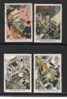 UK, 1987, Cancelled Stamps , St. John's Ambulance, 1109-1112, #14474 - Used Stamps