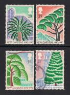 UK, 1990, Cancelled Stamps , Kew Gardens,  1270-1273, #14539 - Used Stamps