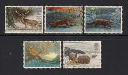 UK, 1992, Cancelled Stamp(s) , The Four Seasons,  1372-1376, #14555 - 1952-.... (Elizabeth II)