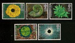 UK, 1995, Cancelled Stamp(s) , The Four Seasons  ,  1549-1553,  #14589 - 1952-.... (Elizabeth II)