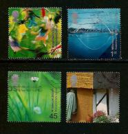 UK, 2000, Cancelled Stamp(s) , Millenium Series The Projects 6,  Sg1460-1463, #14637 - Used Stamps