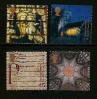 UK, 2000, Cancelled Stamp(s) , Millenium Series The Projects 11,  Sg1481-1484, #14202 - 1952-.... (Elizabeth II)