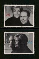 UK, 1999, Cancelled Stamp(s) , Royal Wedding,  Sg1407-1408, #14625 - Used Stamps