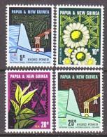 PAPUA  & NEW  GUINEA  241-4     **   UNESCO - Papouasie-Nouvelle-Guinée