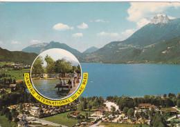 DOUSSARD (74) - Camping International Du Lac Bleu - Doussard