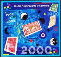 """CNEP N°  32 De 2000 Bloc """" Salon Automne PARIS - CNEP"""
