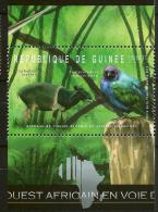 Guinea - MNH - Family STARLINGS : Purple Starling ( Lamprotornis Purpureus ) - Uccelli Canterini Ed Arboricoli